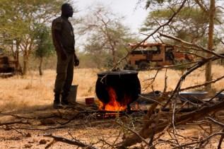 bush-cooking