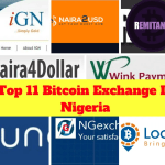 Top 11 Bitcoin Exchange In Nigeria