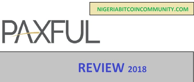 PAXFUL REVIEW LOGO