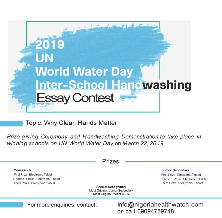 World Water Day- March Essay/Speech for Students