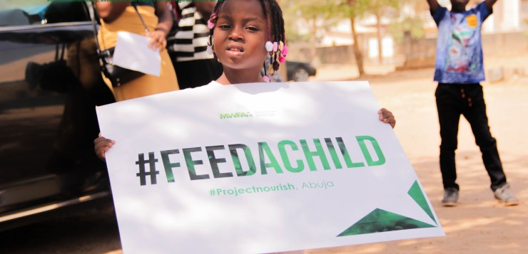 A Different Kind of Charity; Empowering Orphanages to Fight Malnutrition in the FCT