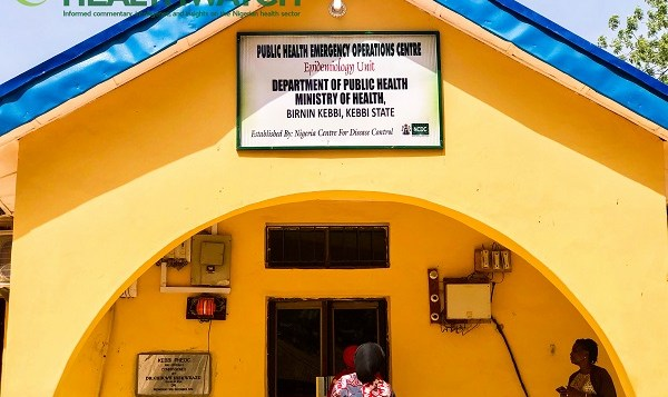 Isolate, trace and respond: How a new emergency operations centre has improved outbreak response in Kebbi
