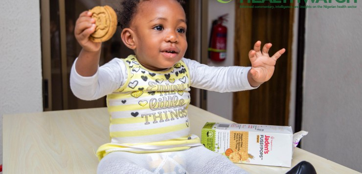 Saving 10K-Empowering Nigerian mothers with local options for child nutrition