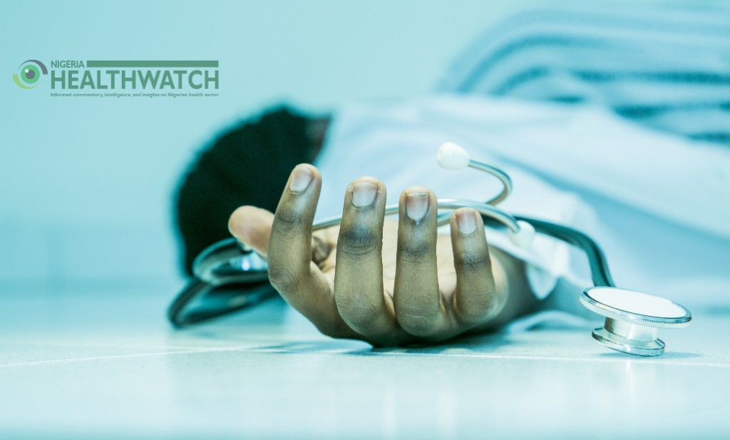 Our bleeding wound: Are Nigeria's doctors justified for leaving?OpEd - Nigeria Health Watch