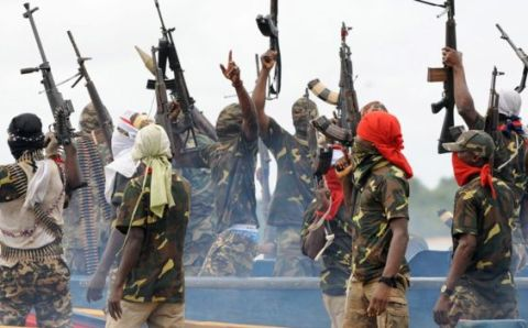 Sea pirates kidnap 138 in Gulf of Guinea in 2020