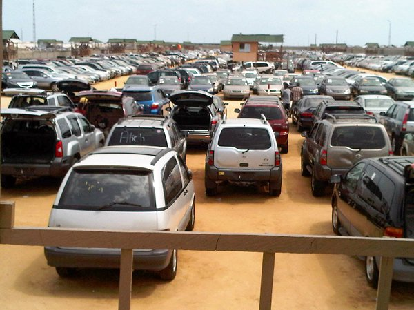 Border Closure: Customs Generates N144bn As Vehicle Import Increases