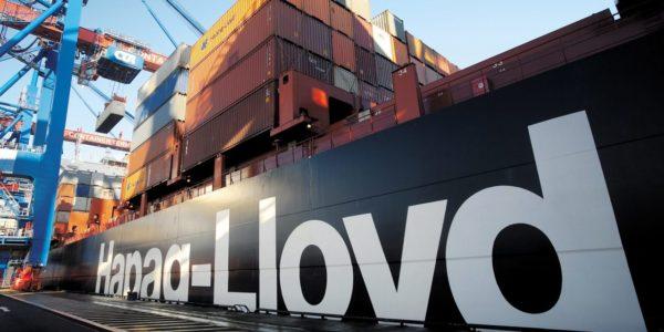 Hapag Lloyd Liner makes maiden call at Ports & Cargo Terminal