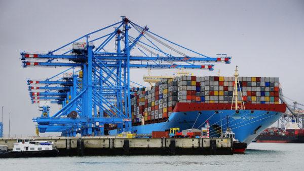Port of Rotterdam records increase in cargo volume.