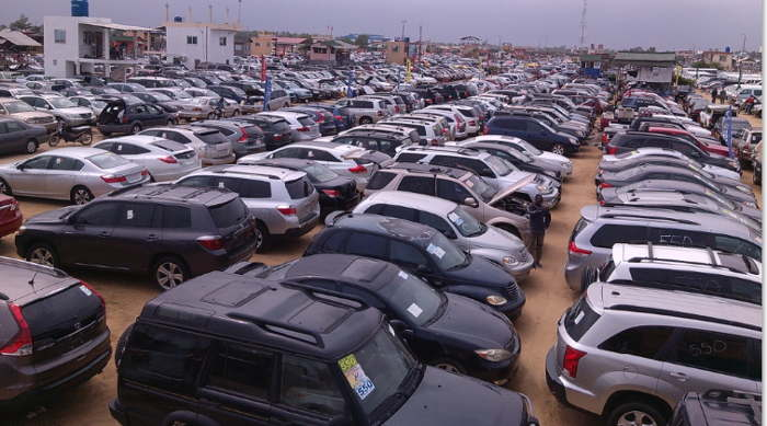 Enthusiasm, sceptism  trail proposed  import levy slash on automobiles