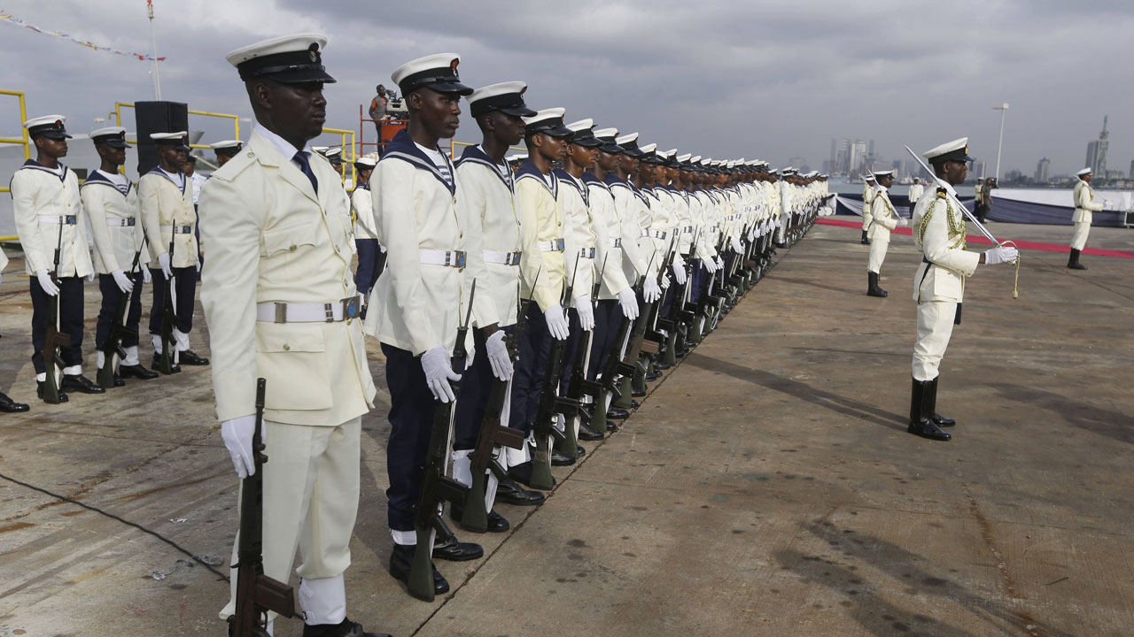 """Navy flags of """"Okun Alafia II"""" operation to boost maritime security"""