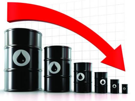 OIL: Price Falls Below $10