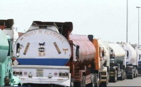 Ogun Customs intecepts Benin Republic -bound trucks of smuggled PMS, rice