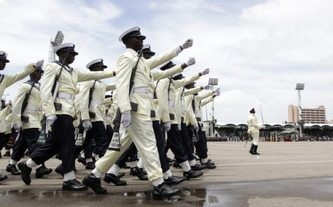 Navy Donates Palliatives, PPEs, To 300 Household In Commemoration Of 64th Anniversary