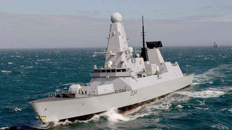 Tensions in Persian Gulf, UK sends two warships