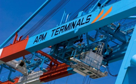 APM Terminals set to acquire more equipment to stave off cargo glut