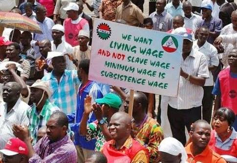 NLC threatens strike action over hike in petrol, electricity tariffs.