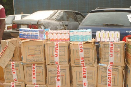 Customs FOU makes seizures worth N492 million in one month