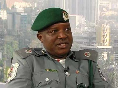 Bandits release two abducted Customs Officers