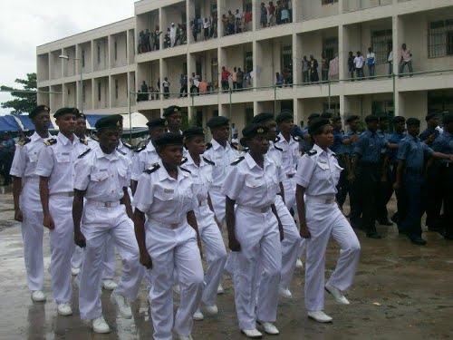 MAN Oron woos female cadets  with free tuition, scholarships