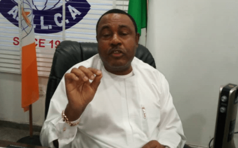 Anybody who doesn't recognise me as President is not a chapter chairman in ANLCA – Nwabunike