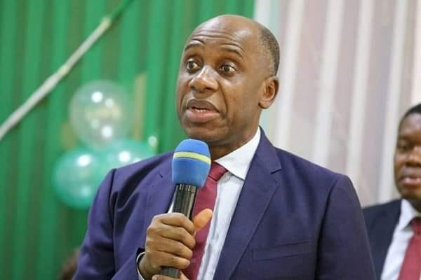 'Nigeria loses $7bn annually to oil thieves' says Amaechi