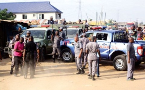 Customs armoured vehicles rot away, as smugglers kill officers in Ogun, Lagos