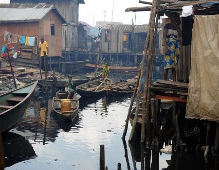 NIWA pulls down shanties built by hoodlums at Iddo waterfront