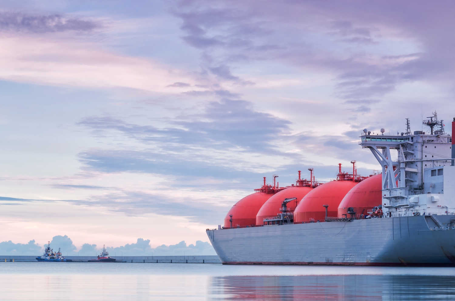 German LNG Terminal shortlists four for EPC tender