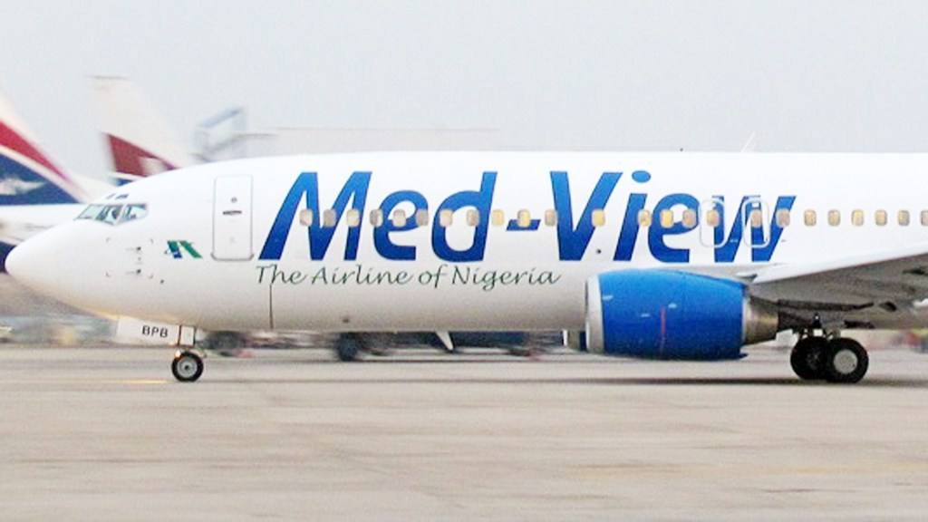 Med-View Airline perfects plans to return to old routes