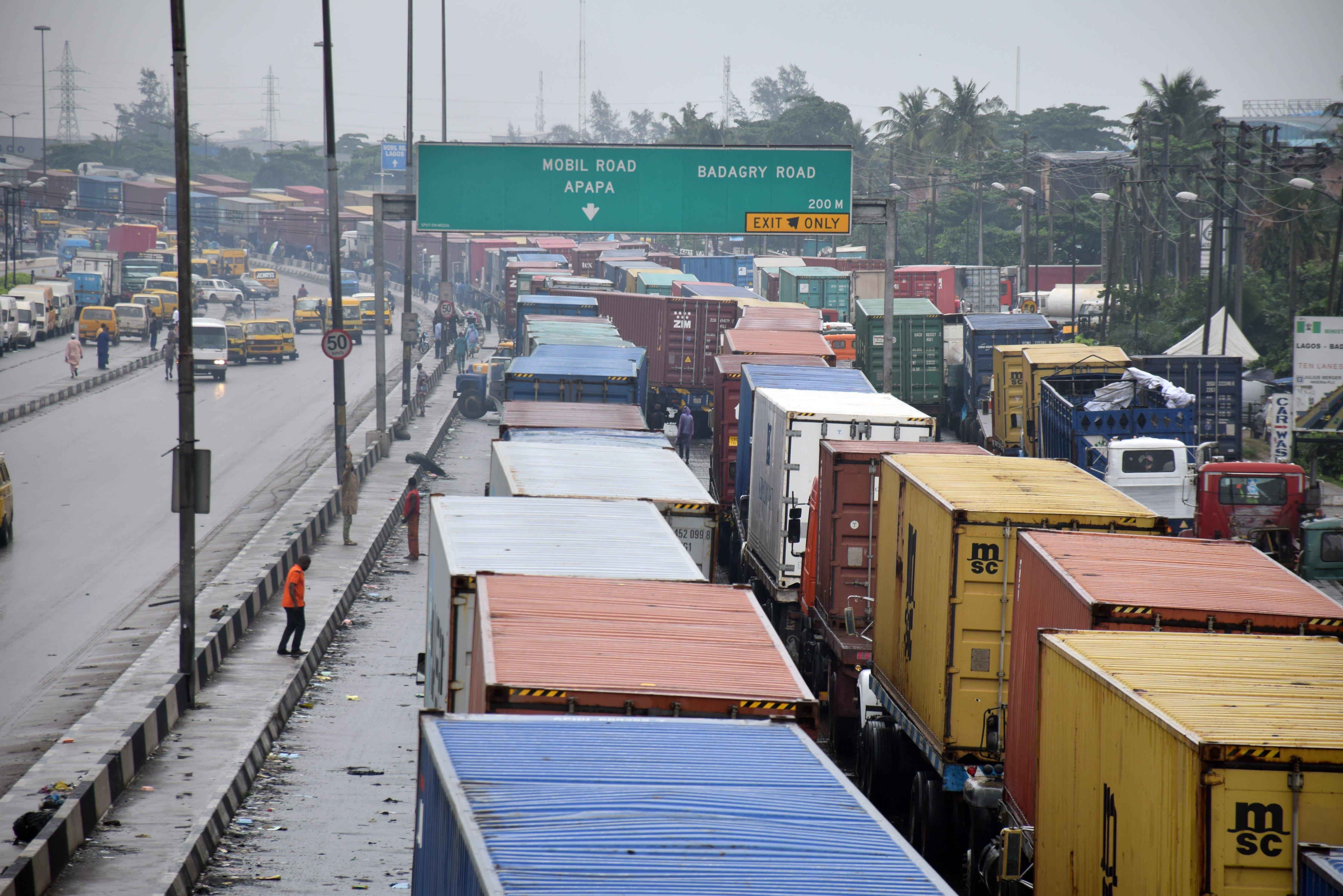 Resurgence of Apapa Traffic Gridlock: Causes, Remedy