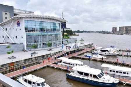 LASWA impounds six boat engines for flouting waterways regulations.