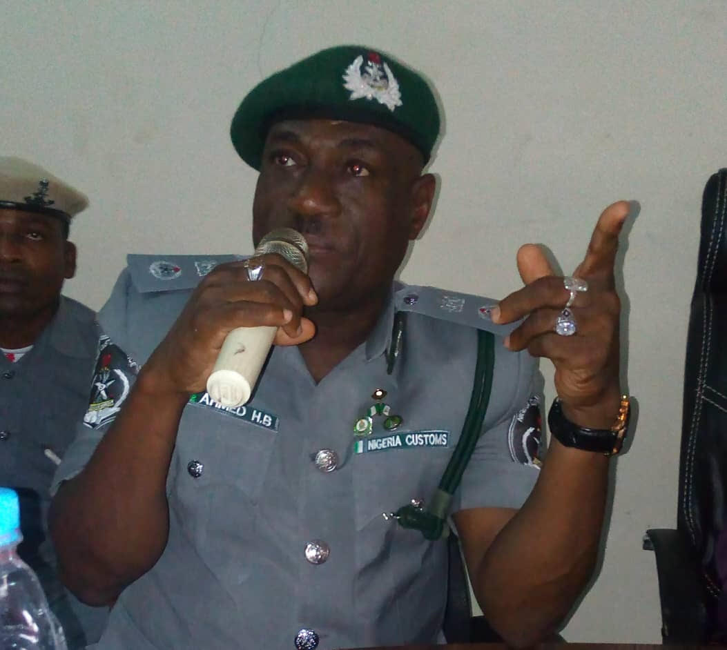 Kwara customs rakes in N1.27 billion. — seizes N25 million contraband in 3 months