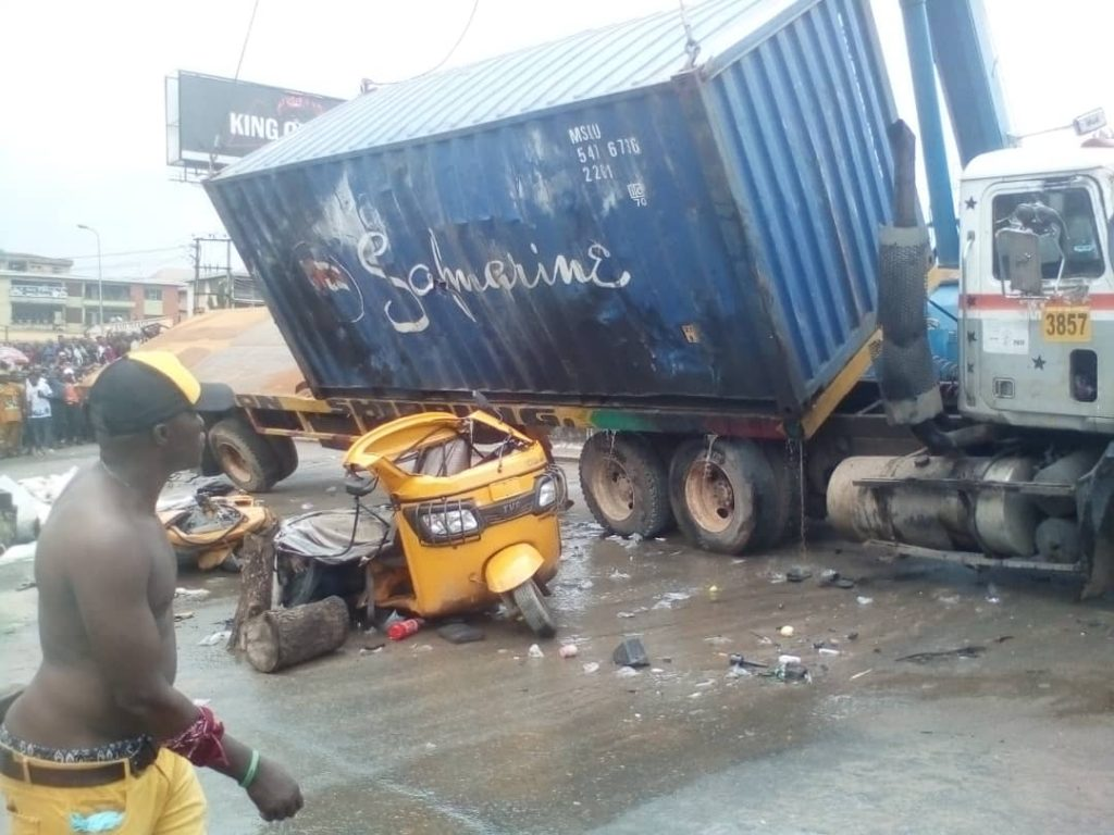 3,200 Persons Killed By Tankers, Trailers in Four Years- FRSC