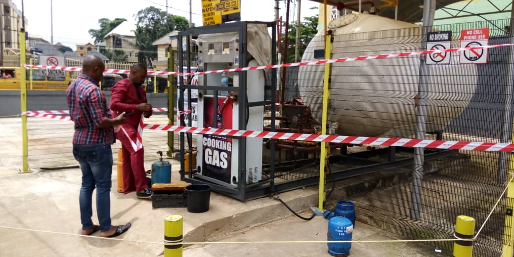 Security risk of sale of cooking gas in petrol stations enormous – Marketers