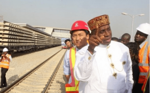 Amaechi orders assessment of impact of Lagos -Ibadan rail corridor on host communities