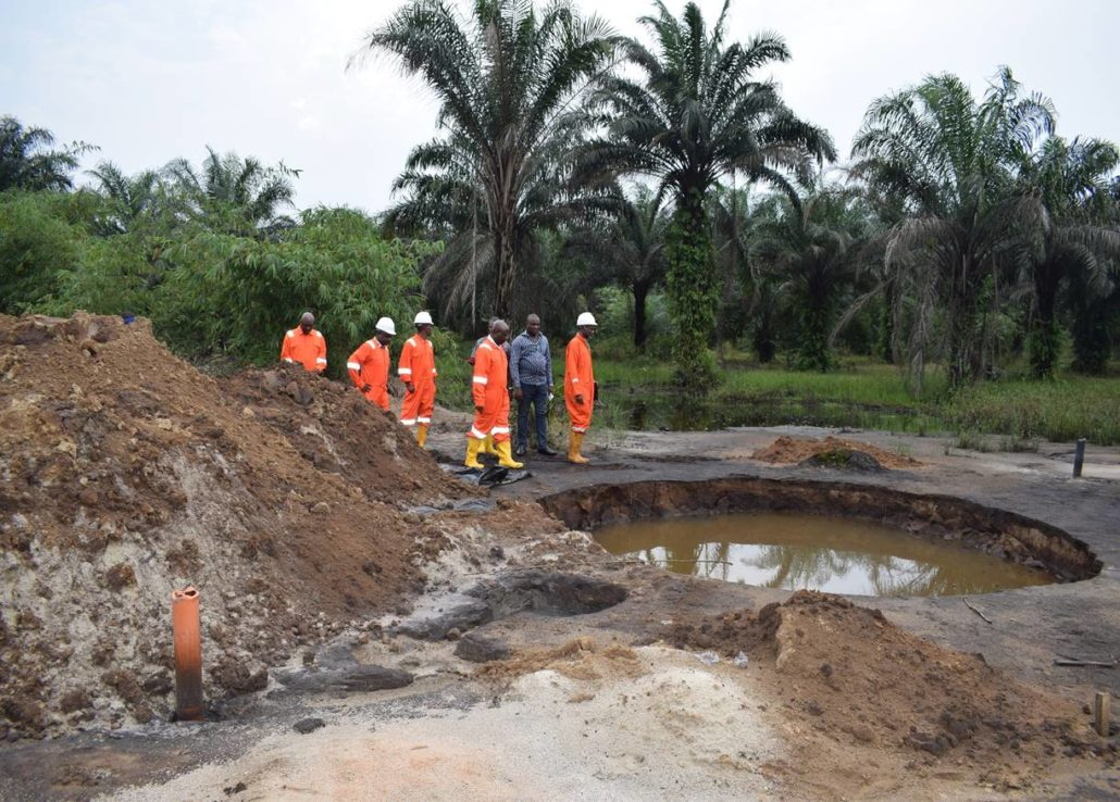Group calls for suspension of remediation exercise in Ogoni land.