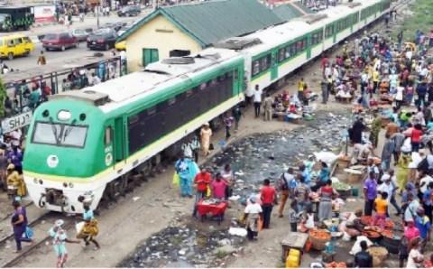 Lagos, FG to arrest traders on rail tracks