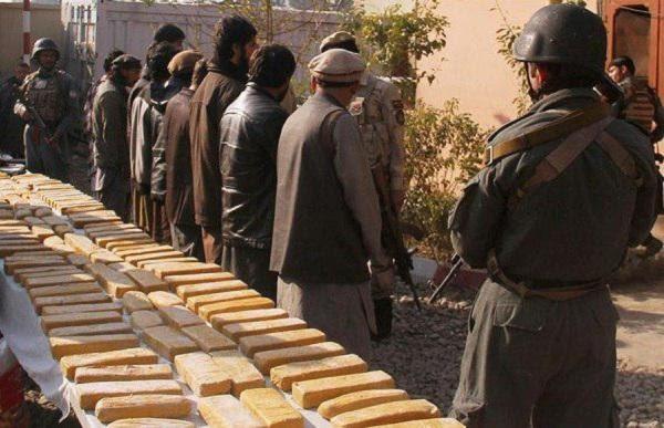Drug traffickers, dealers arrested
