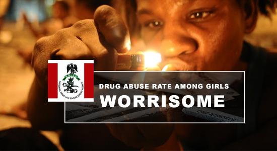 Rate of drug abuse among youth & women worrisome – NDLEA