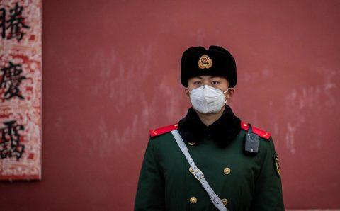 China pushing territorial claims under cover of coronavirus – US
