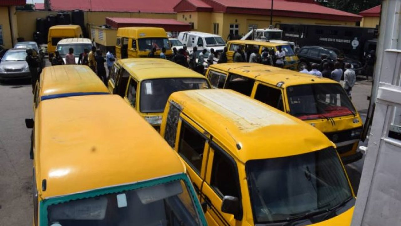 Lagos eases traffic, dislodges illegal parks, garages, arrests 42 & impounds 38 vehicles