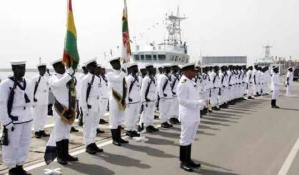 Nigerian Navy boosts officers' welfare with provision of accommodation
