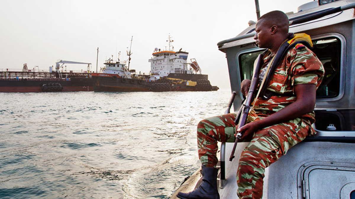 Pirates Kidnap Eight Crew Members from Boxship Off Benin