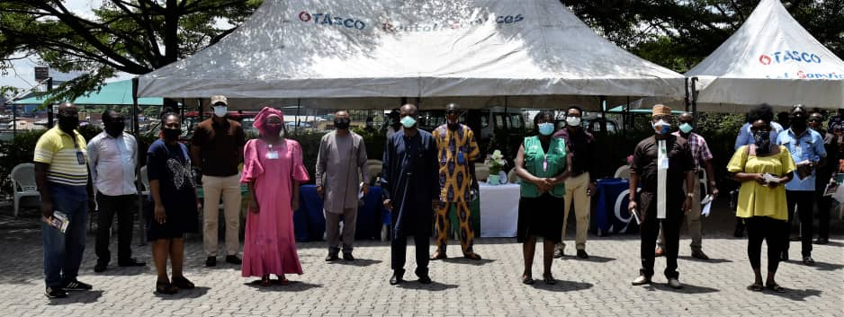 Shippers' Council rounds up 1st phase of COVID-19 sensitization