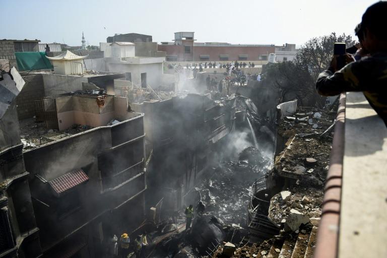 Plane crash: Survivor recalls horror