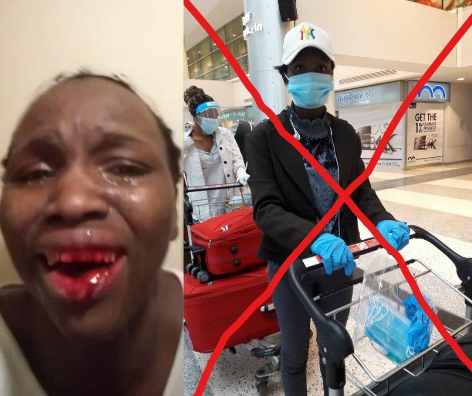 Stranded Nigeriansin Lebanon to return soon