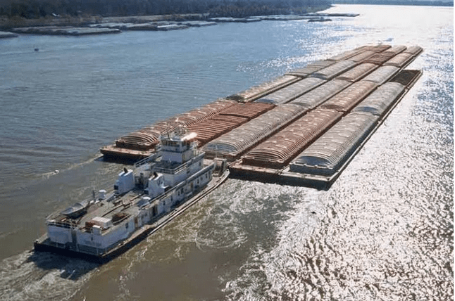 How barge operations has boosted evacuation of cargo at Tin Can Port