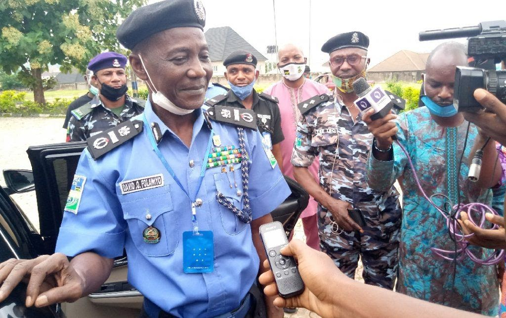 Zone 17 to be front liners both in community policing and security consciousness – AIG FOLAWIYO