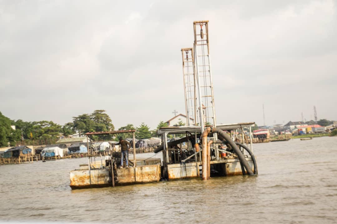 LASWA arrests dredgers, boat operators for violating safety protocols.