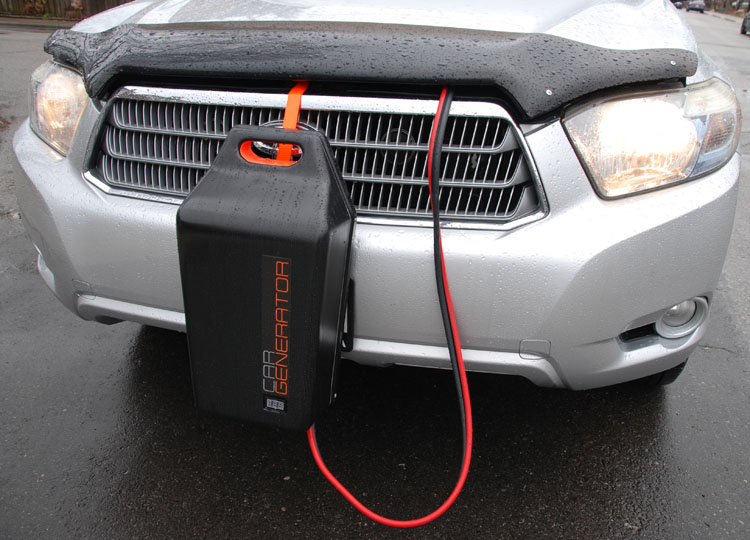 How Your Cars, Generators can use Natural Gas
